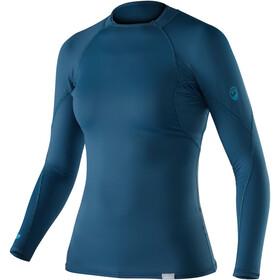 NRS Rashguard Naiset Pitkähihainen paita , sininen